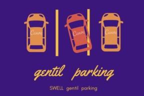 [再]gentil店 駐車場について