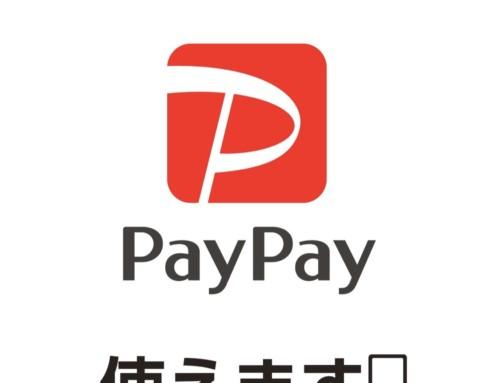 PayPay キタ―――(゚∀゚)―――― !!